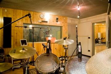 Sala batteria cat sound studio - Sala insonorizzata ...