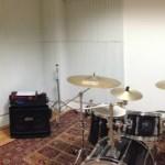 Nuova sala prove