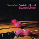 E' uscito Sweet Lines, il nuovo CD di Giuliano Perin
