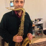 Carlo Atti al Cat Sound Studio