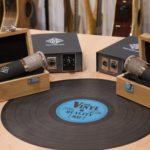 I nuovi microfoni valvolari in dotazione al Cat Sound.