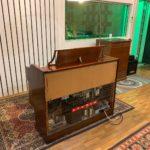 Acquistato organo Hammond A 100