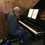 Signore e signori: ecco la Jazz Project Orchestra in studio!